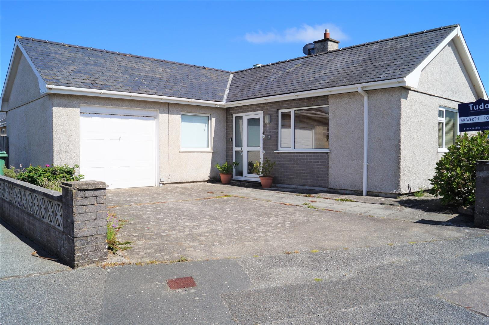 Innes Estate, Pwllheli - £209,950